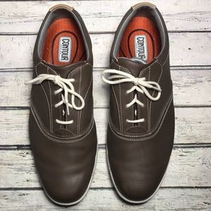 Footjoy Contour Series Spikeless Casual Golf Shoes
